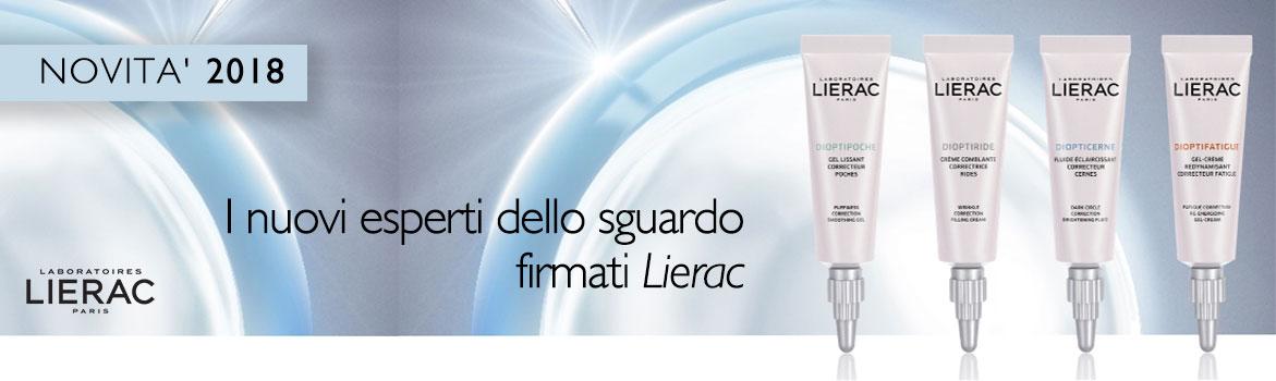 I nuovi esperti dello sguardo firmati Lierac
