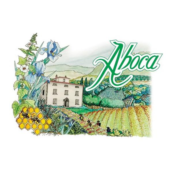 Logo della marca Aboca