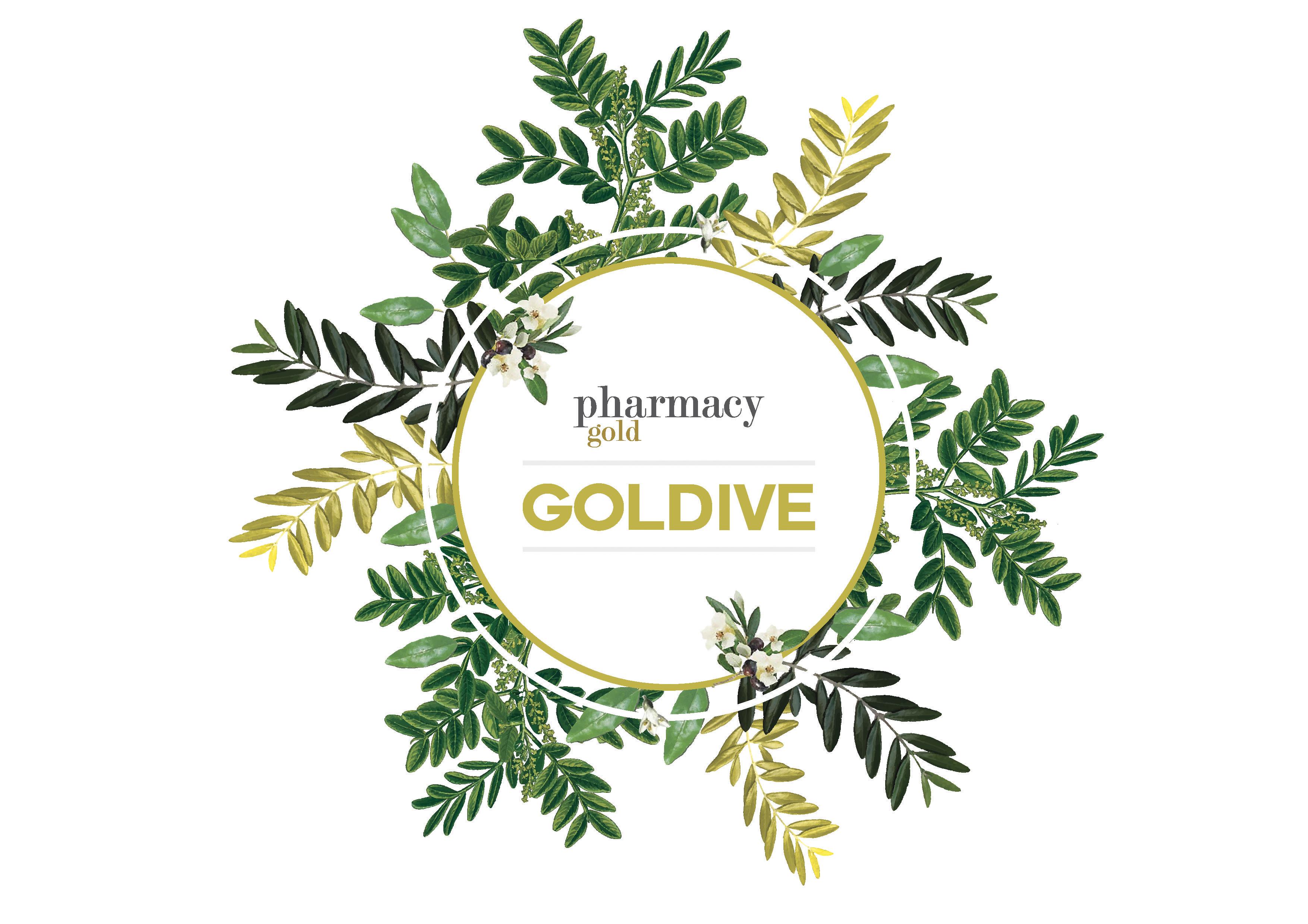 Logo della marca Goldive