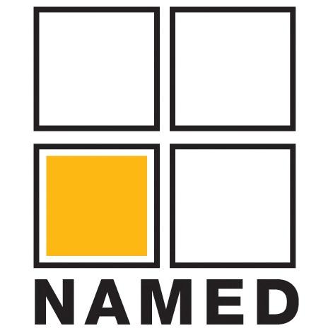 Logo della marca NAMED