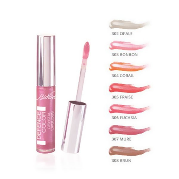 BioNike Defence Color Crystal Lipgloss