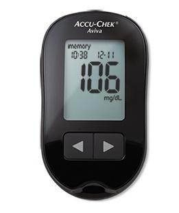 Accu-Chek Aviva Misuratore Test Glicemia