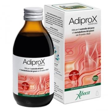Adiprox Advanced Integratore Metabolismo Grassi Fluido Concentra