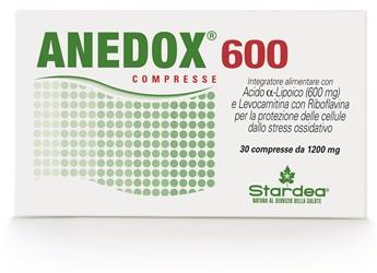 Anedox 600 Integratore Antiossidante Compresse