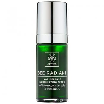 Apivita Bee Radiant Siero Viso Illuminante Anti-Age