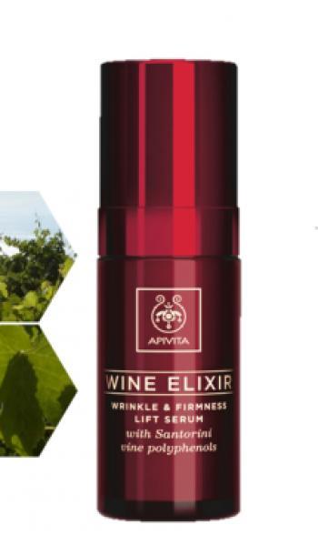 Apivita New Wine Elixir Siero Rassodante Effetto Lifting