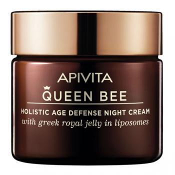 Apivita Queen Bee Crema Viso Notte Anti-Age Intensiva