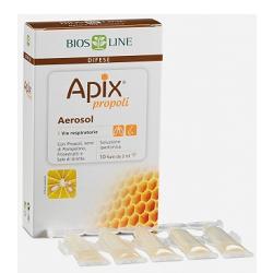 Apix Propoli Aerosol Fiale Ipertoniche Per Aerosol