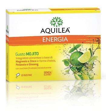 Aquilea Energia Integratore Gusto Mojito Bustine