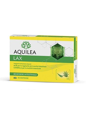 Aquilea Lax Integratore Benessere Intestinale Compresse