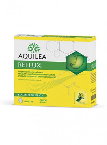 Aquilea Reflux Integratore Benessere Gastrico Bustine