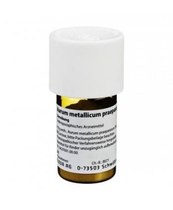 Aurum Metallicum Preparatum D30 Trituratium Polvere