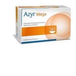 Azyr Mega Integratore Funzione Visiva Capsule