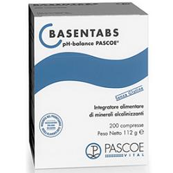 Basentabs pH-balance Pascoe Integratore Alcalinizzante Compresse