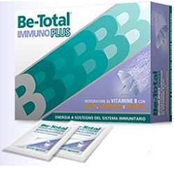 Be-Total Immuno Plus Integratore Difese Immunitarie