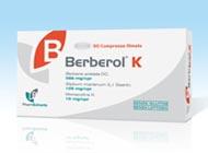 Berberol K Integratore Compresse
