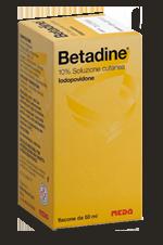 Betadine 10% Soluzione Cutanea 50ml