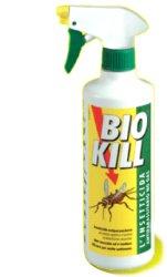 Bio Kill Insetticida contro Insetti a Sangue Freddo