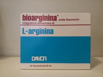 Bioarginina L-arginina Soluzione Orale Flaconcini