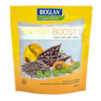 Bioglan Superfoods Energy Boost Polvere Concentrata