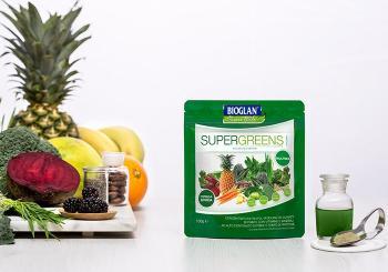 Bioglan Superfoods Supergreens Multimix Polvere Concentrata