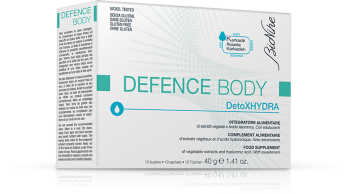 BioNike Defence Body DetoXHYDRA Integratore Alimentare