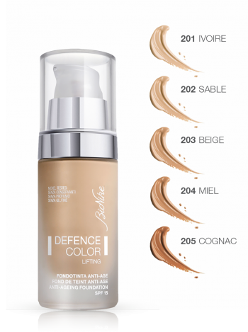 BioNike Defence Color Lifting Fondotinta Anti-Age