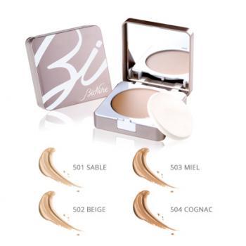 BioNike Defence Color Second Skin Fondotinta Compatto