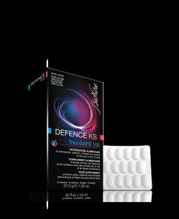 BioNike Defence KS TricoSafe 100 Integratore Alimentare