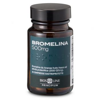 Bromelina 500 mg Compresse