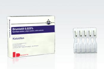 Brunistill 0,025% Collirio Monodose