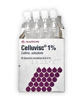 Celluvisc 10mg-ml Collirio Monodose