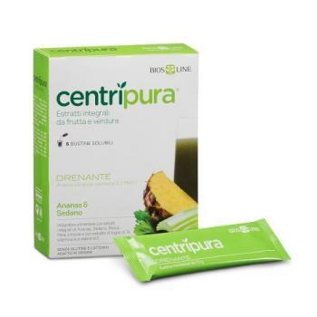 centripura DRENANTE Integratore Ananas & Sedano