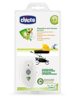 CHICCO Dispositivo Anti-Zanzare Portatile 0+ mesi
