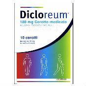 Dicloreum Antinfiammatorio Locale 1% Cerotti Medicati