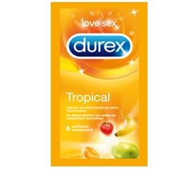 Durex Tropical Easy On 6 Profilattici