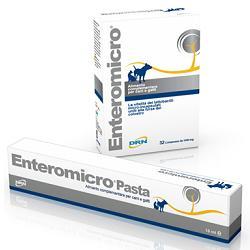 Enteromicro Integratore Simbiotico Funzionalità Intestinale Cane