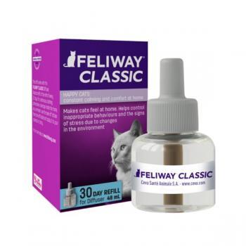 Feliway Classic Gatto Diffusore per Ambiente + Ricarica