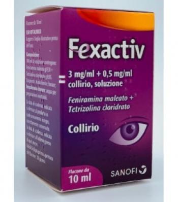Fexactiv Collirio