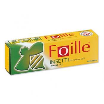 Foille Insetti 0,5% Crema
