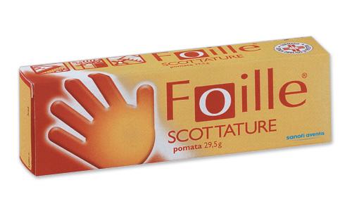 Foille Scottature Crema