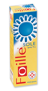 Foille Sole Spray Cutaneo