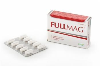 FullMag Integratore Magnesio Zinco Vitamine 20 Compresse