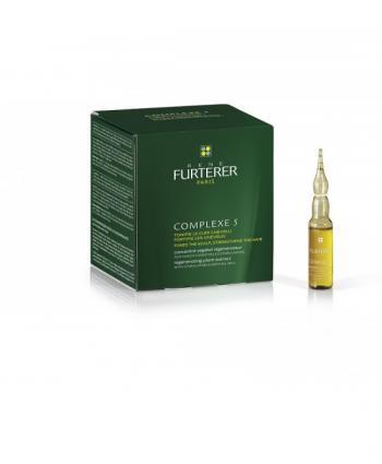 Furterer COMPLEXE 5 Concentrato Rigenerante Pre-Shampoo Fiale