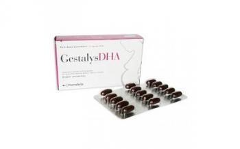 Gestalys DHA Integratore Gravidanza Capsule