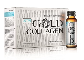 Gold Collagen Active Flaconcini