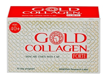 Gold Collagen Forte Flaconcini