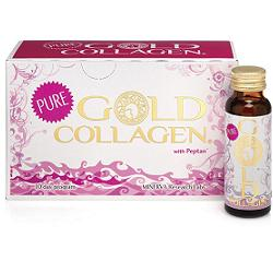 Gold Collagen Pure Flaconcini