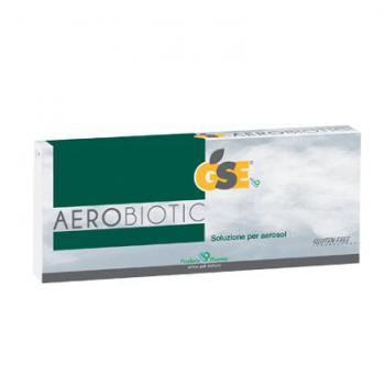 GSE Aerobiotic Soluzione Antimicrobica Decongestionante Aerosol