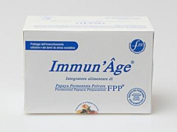 Immun'Âge 30 Bustine Integratore Papaya Fermentata